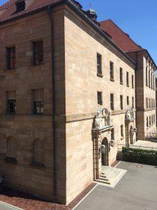 Justizpalast Nürnberg